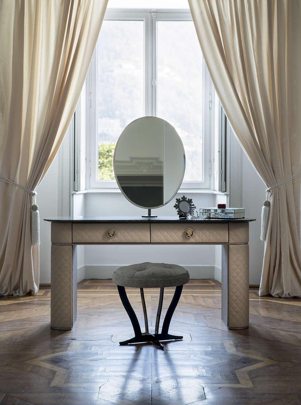 Camera da letto 1 - d: Camera da letto in stile in stile Classico di Alberta Pacific Furniture