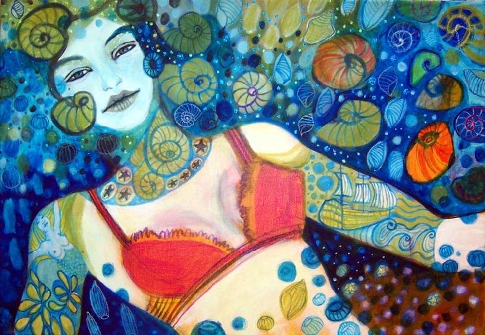 Artwork by Anita Smile
