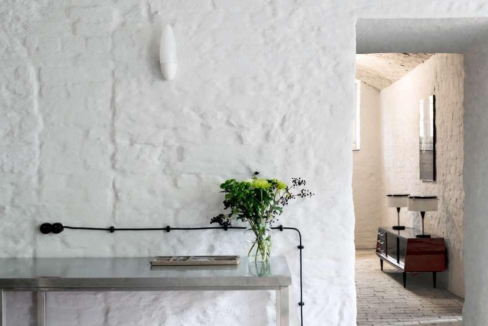 Walls & flooring by Loft Kolasiński