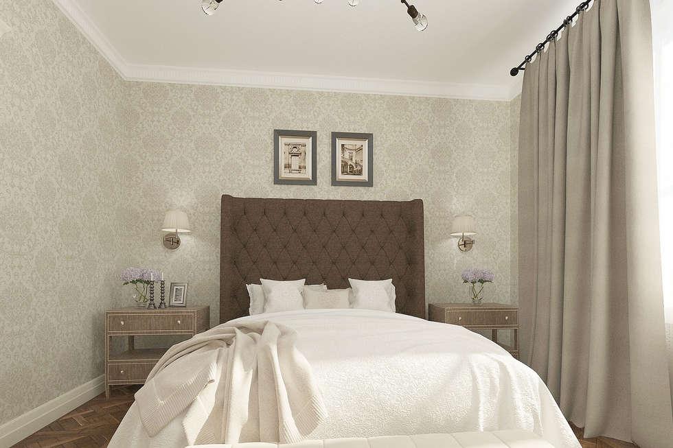 Лилия Панкова의  침실