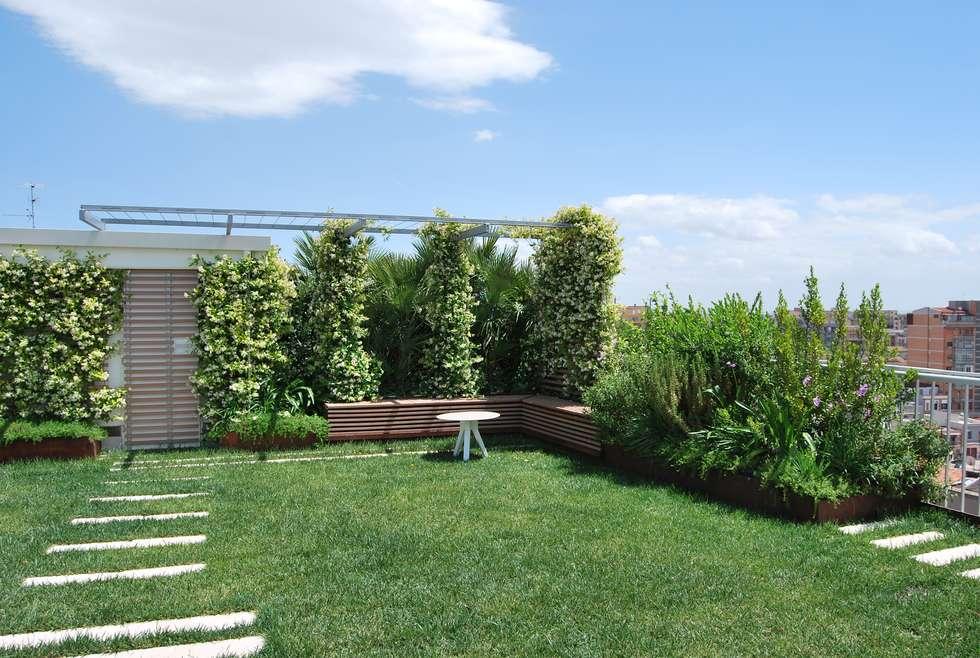 Idee arredamento casa interior design homify - Giardini pensili immagini ...