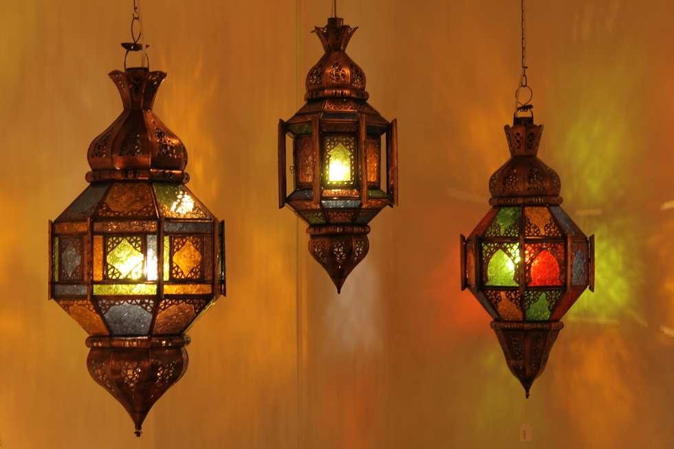Hervorragend Marokkaanse Lampen U0026 Lantaarns: Mediterrane Woonkamer Door El Moro