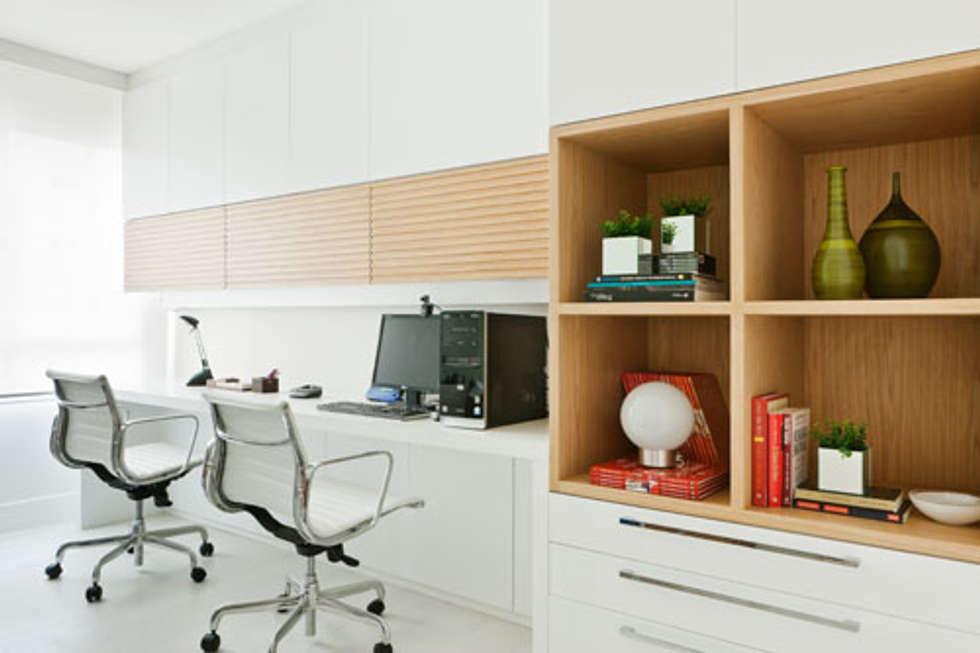 Tatiana Spencer Arquitetura e Design의  사무실 공간 & 가게