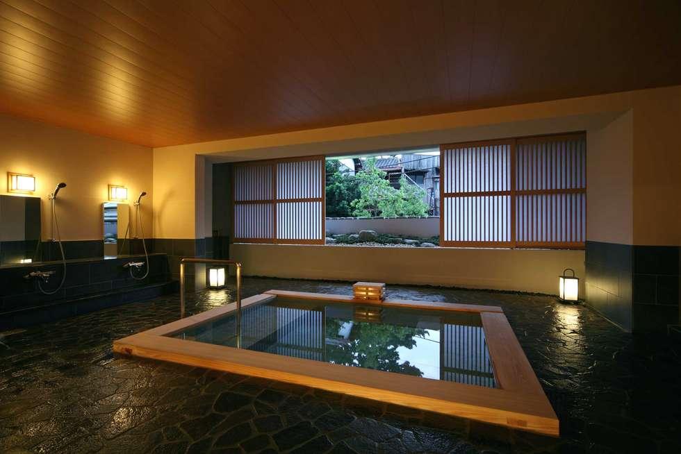 eclectic Bathroom by PROSPERDESIGN ARCHITECT OFFICE/プロスパーデザイン