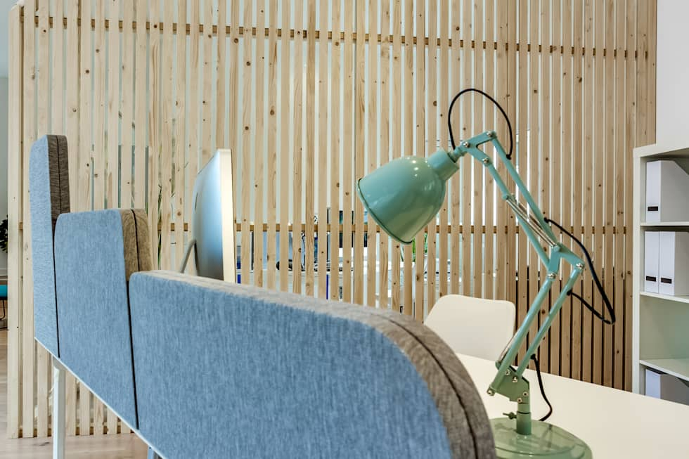 PROJET VINCENNES, Agence Transition Interior Design: Bureaux de style  par Transition Interior Design
