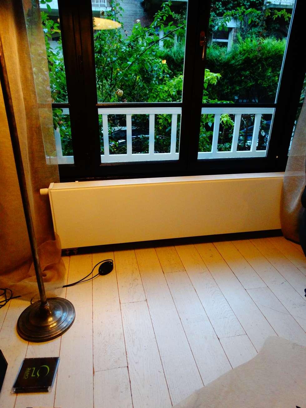renovation d'une maison individuelle Paris: Chambre de style de style Moderne par ADD