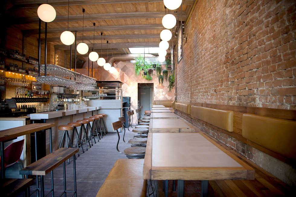 De Biertuin: Bars & clubs de style  par Concrete LCDA