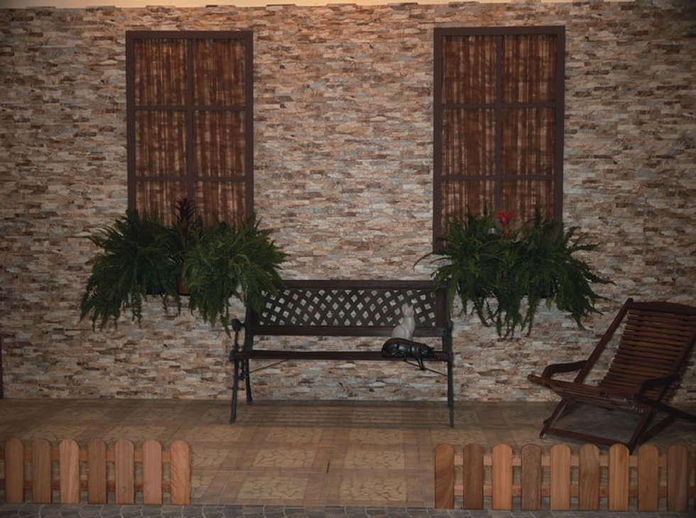 Fotos de decoraci n y dise o de interiores homify - Paneles para paredes exteriores ...