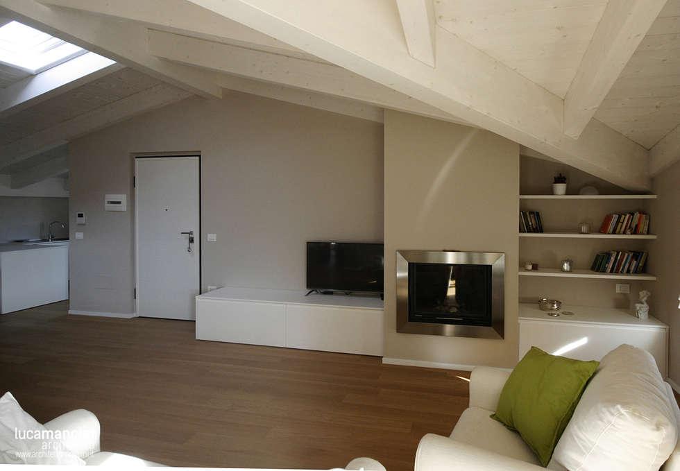 Idee arredamento casa interior design homify for Arredamento moderno mansarda