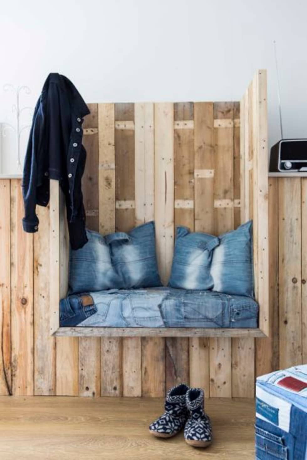 Interieurontwerp Villa: landelijke Kinderkamer door Smeele | ontwerpt & realiseert