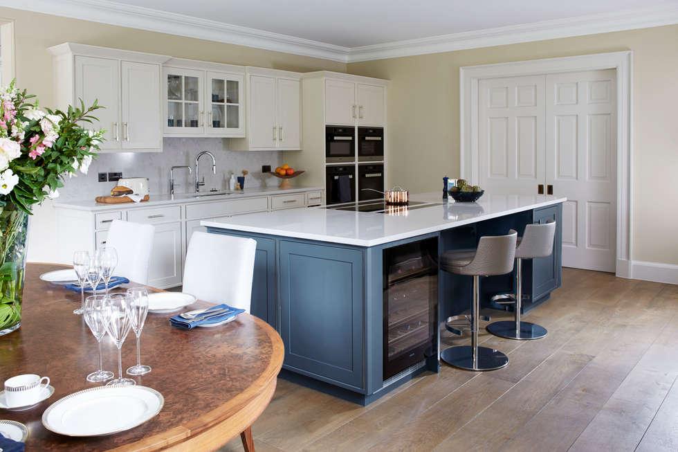 Interior Design Ideas Redecorating amp Remodeling Photos  : LINLEYKitchenCobhamFairmileHomes11 from www.homify.co.uk size 980 x 653 jpeg 57kB