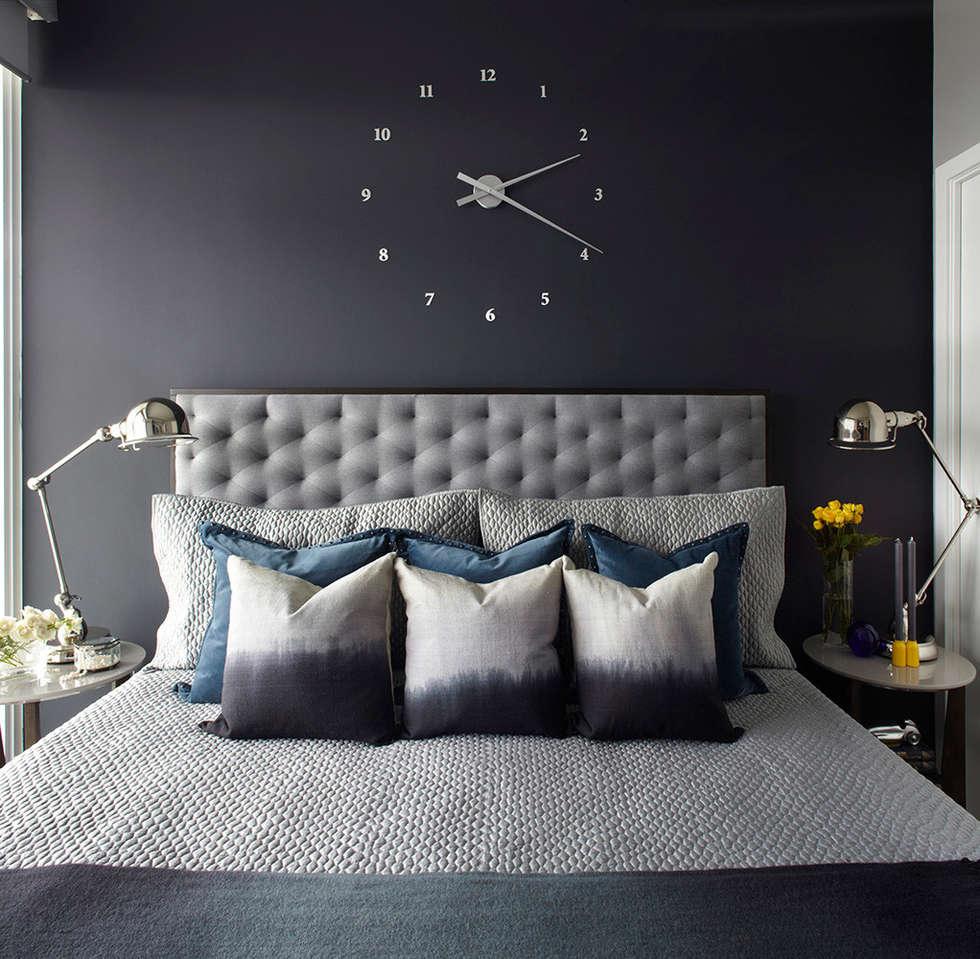 Dormitorios de estilo moderno de ANNA DUVAL