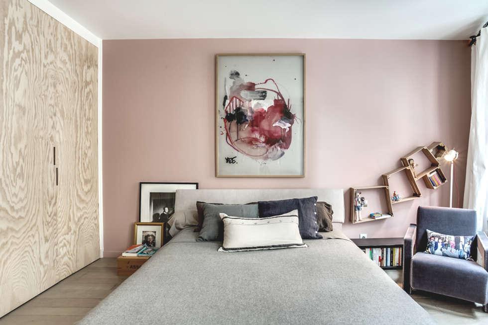 Dormitorios de estilo escandinavo de cristina velani