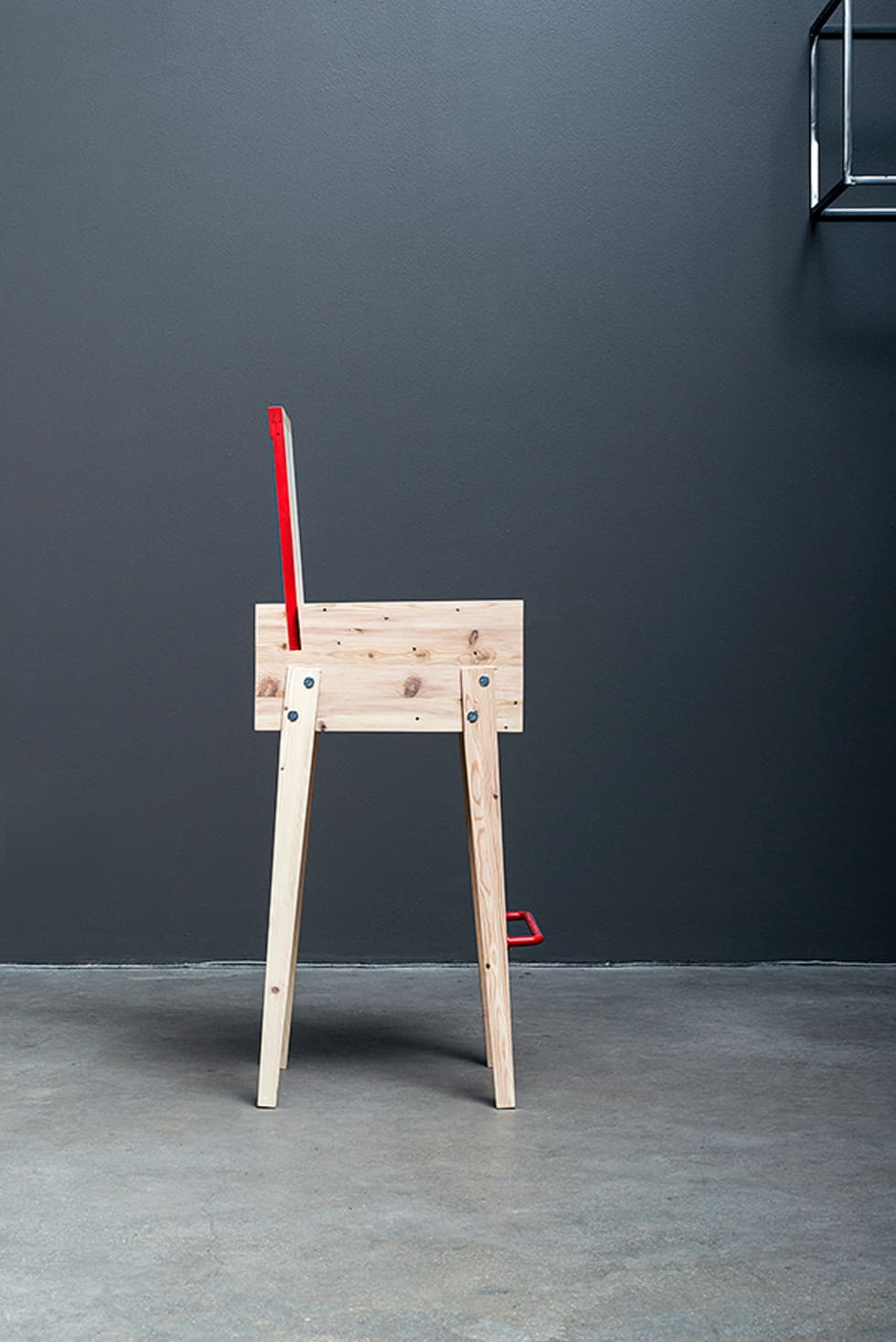 skandinavische k che bilder barhocker skyscraper upcycling m bel homify. Black Bedroom Furniture Sets. Home Design Ideas