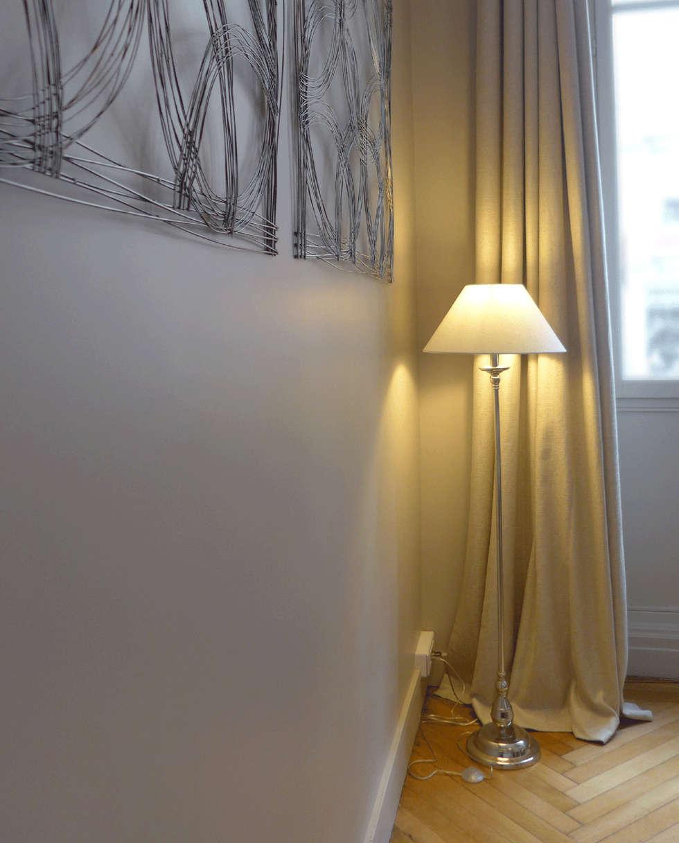 Astuce décorative: Bureau de style de style Moderne par Skéa Designer