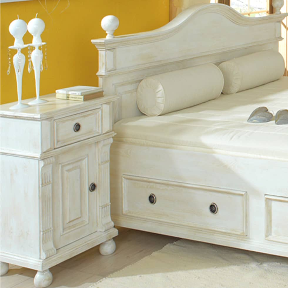 nachttisch landhaus great elbmbel nachttisch landhaus. Black Bedroom Furniture Sets. Home Design Ideas