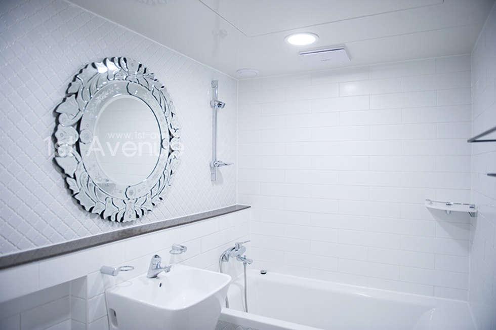 내 아이를 위한 센스있는 고집: 퍼스트애비뉴의  화장실