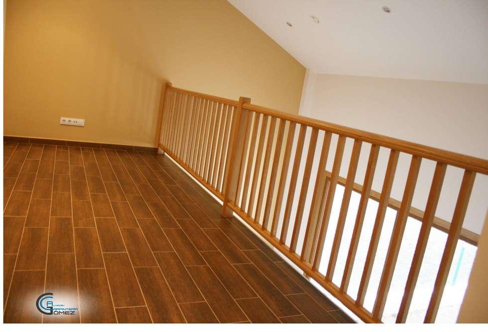 Fotos de decoraci n y dise o de interiores homify for Como hacer una escalera para entrepiso