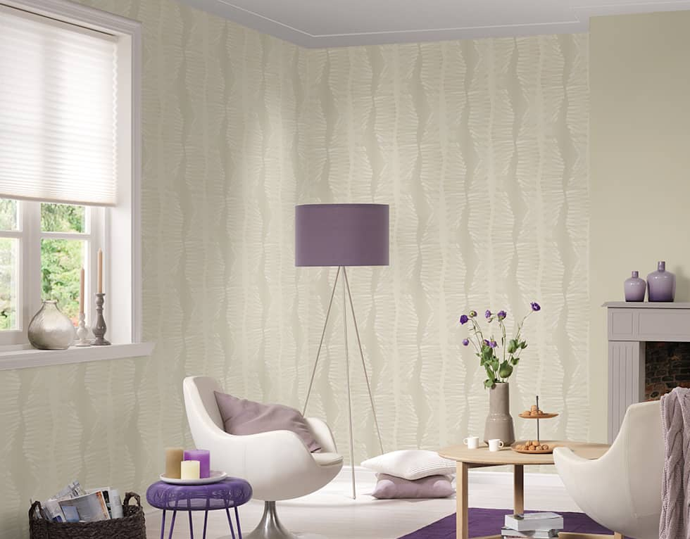Fotos de decoraci n y dise o de interiores homify - Disbar papeles pintados ...