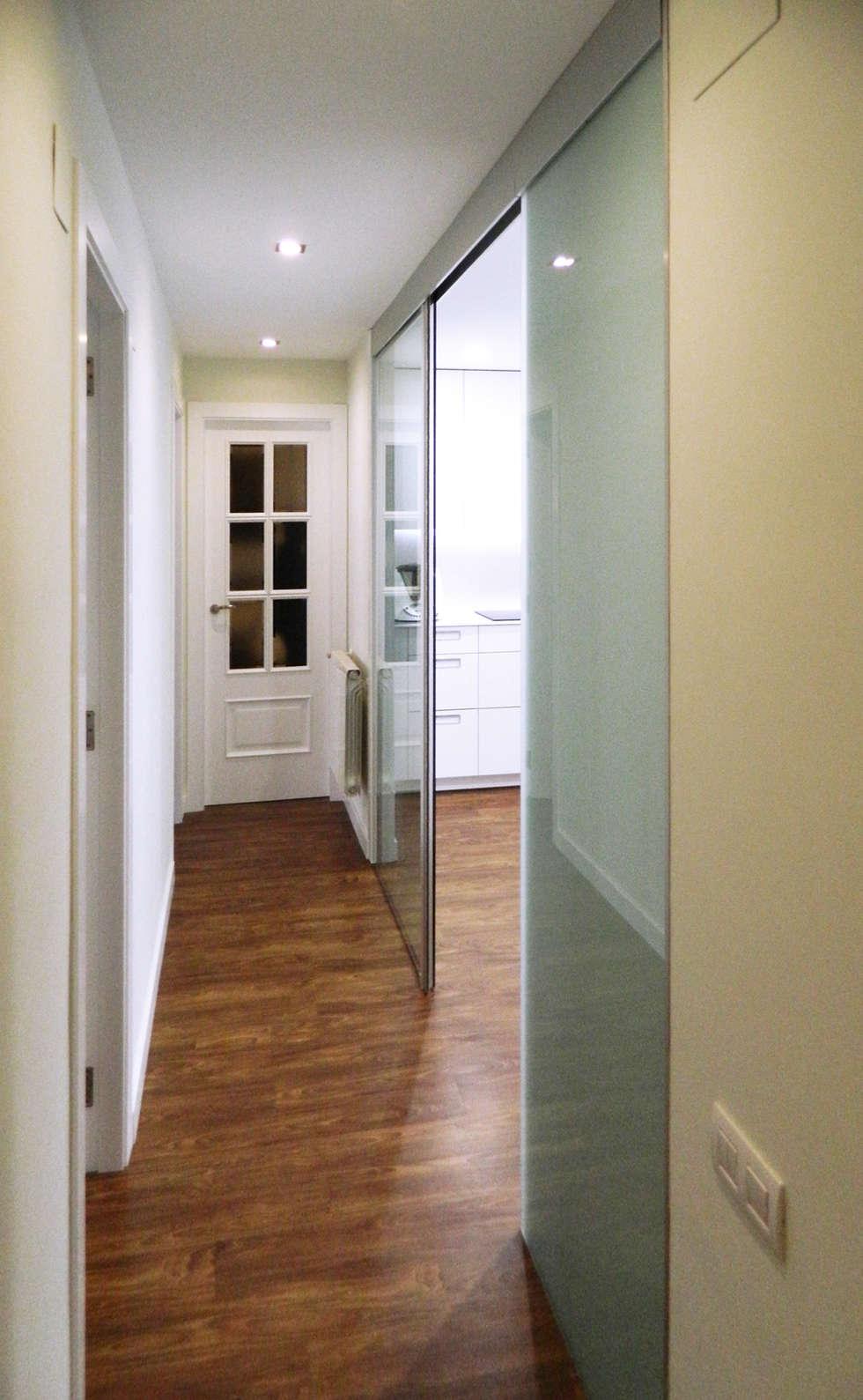 Fotos de decoraci n y dise o de interiores homify for Cocinas abiertas al pasillo