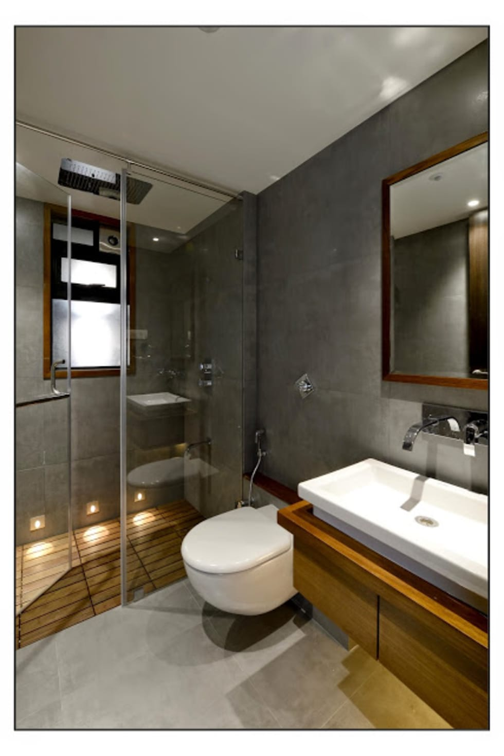 BATHROOM Designs: modern Bathroom by Artek-Architects & Interior Designers