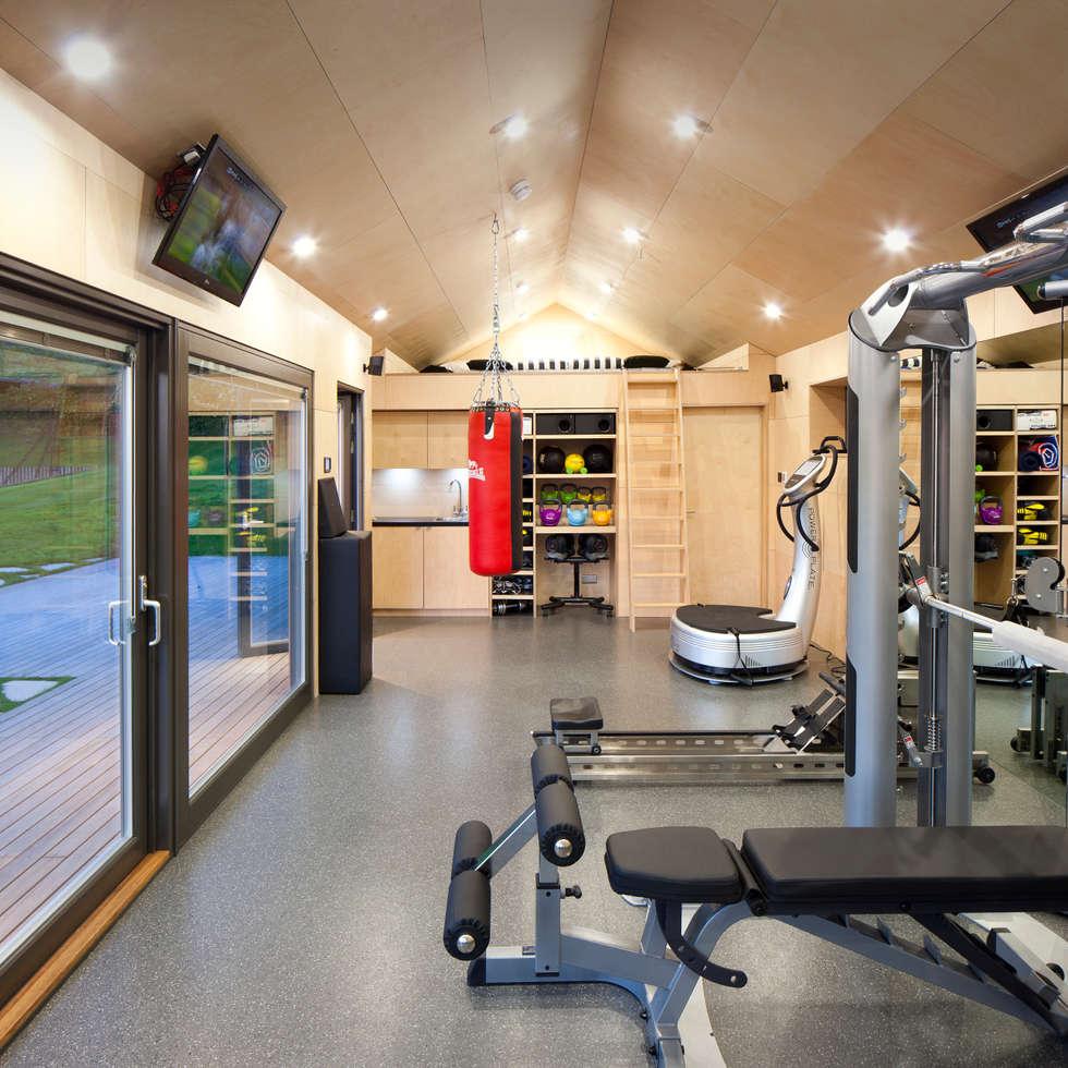 Garage Interior Design Ideas To Consider: Fotos De Decoración Y Diseño De Interiores