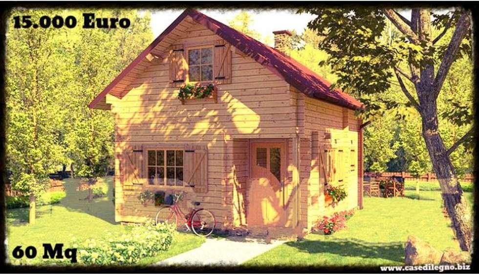 Idee arredamento casa interior design homify for Listino prezzi case legno