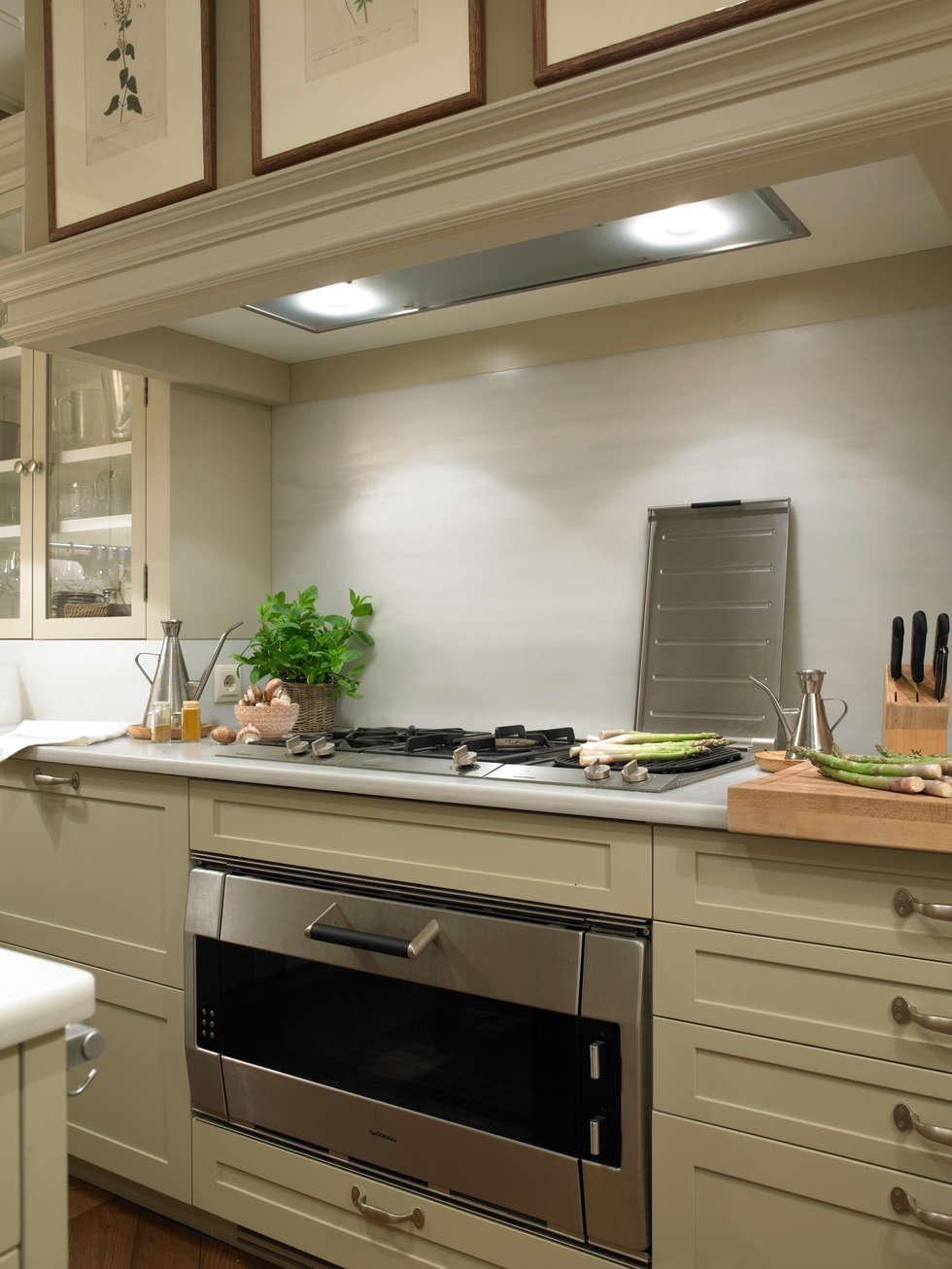 Fotos De Decoraci N Y Dise O De Interiores Homify # Muebles De Cocina Gaggenau