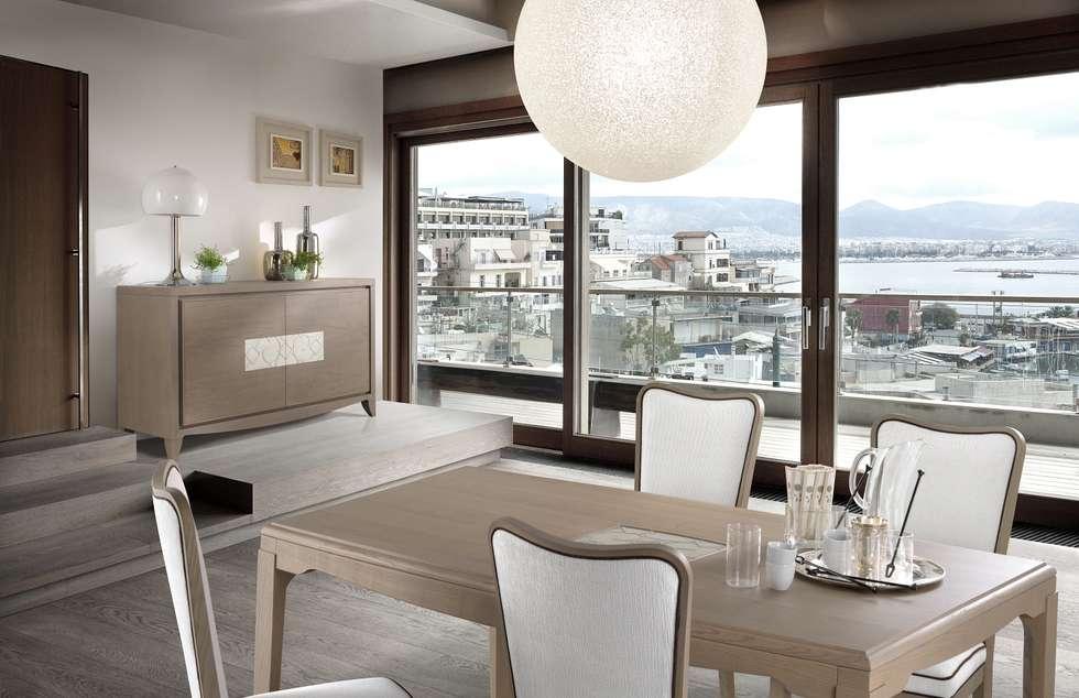 Awesome mobili sala da pranzo moderni gallery house - Mobili da sala moderni ...