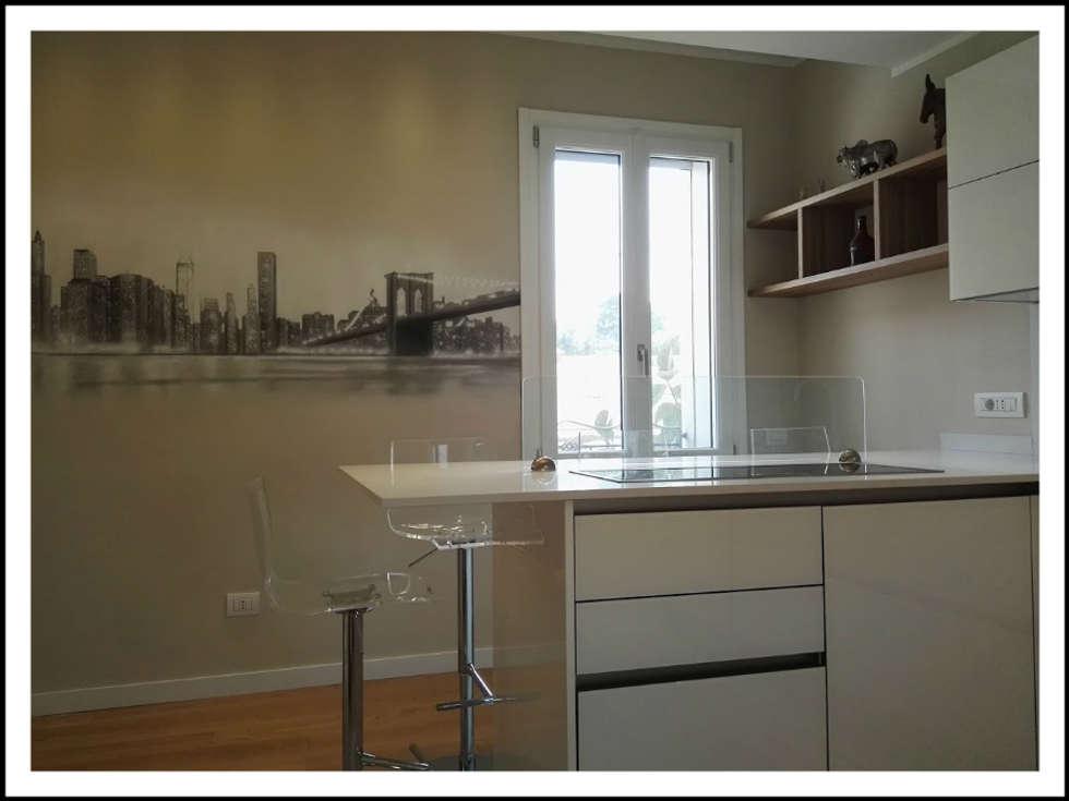 Piano Di Lavoro In Vetro : Idee arredamento casa interior design homify