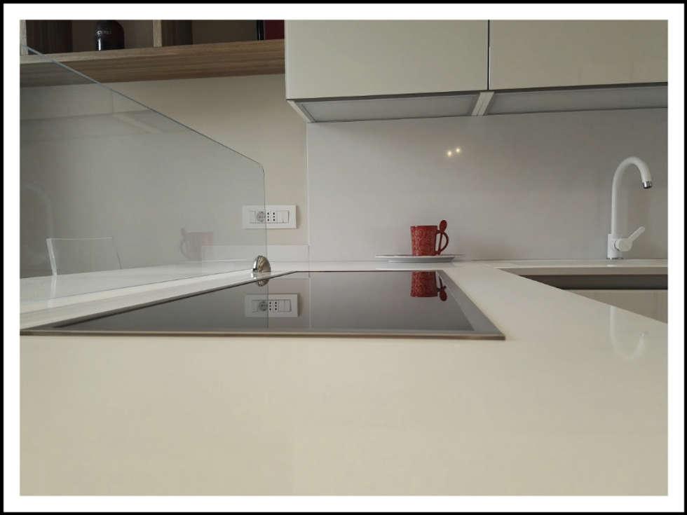 Idee arredamento casa interior design homify for Piano lavoro cucina