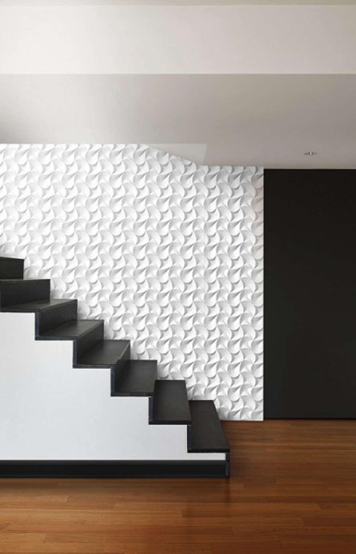 Couloir et hall d'entrée de style  par DecoMania.pl