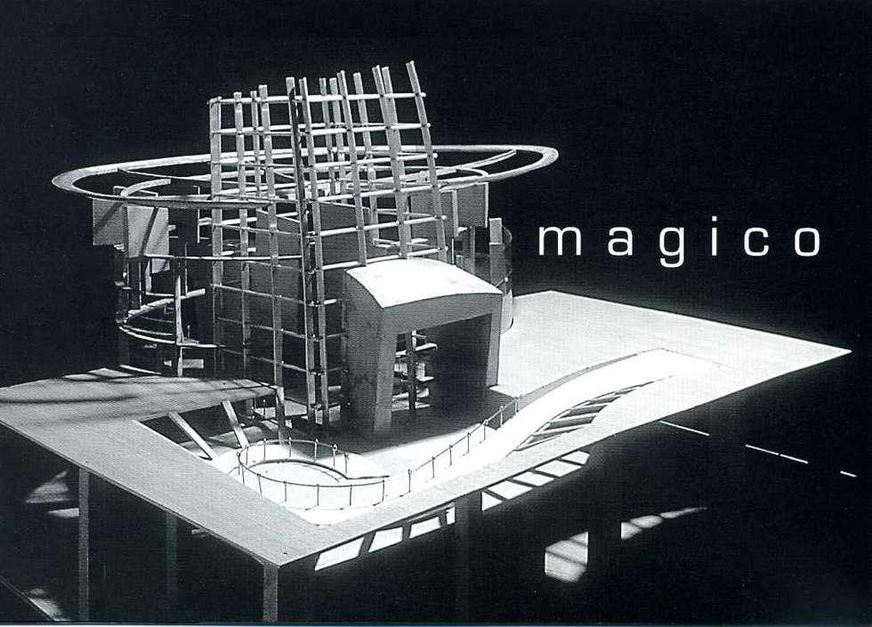 Un progetto per la città - Firenze EXPO MMX: Allestimenti fieristici in stile  di Ilaria Panchetti Architetto