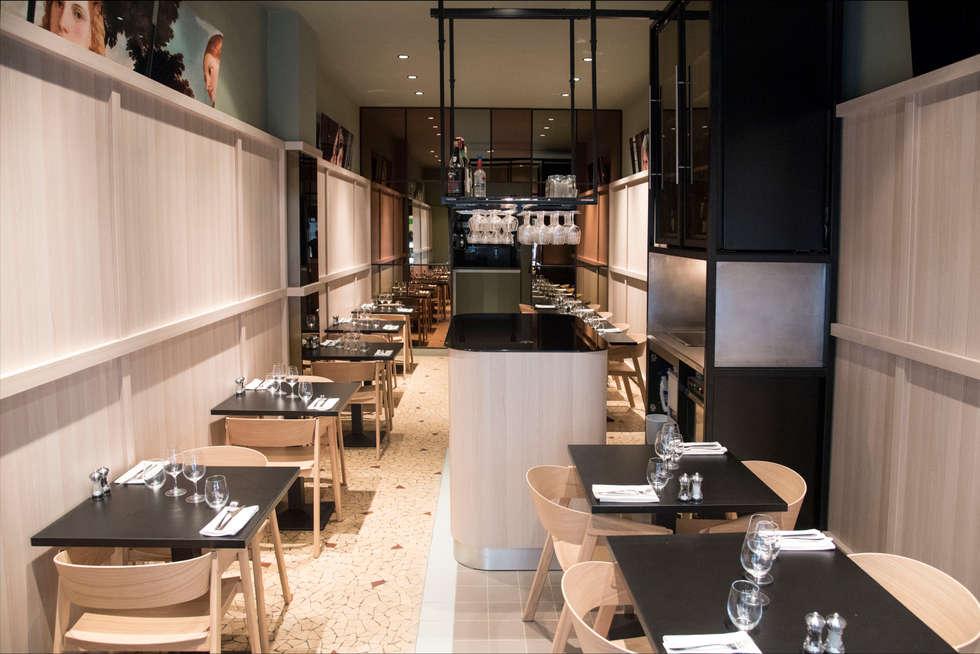 Le Bistro paradis: Restaurants de style  par La C.S.T