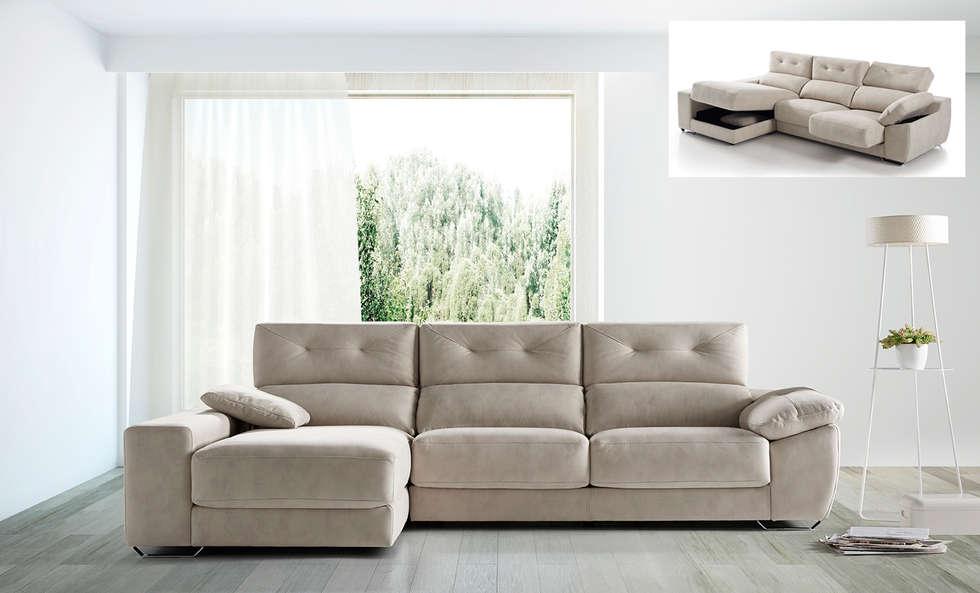 Fotos de decoraci n y dise o de interiores homify - Salones con chaise longue ...