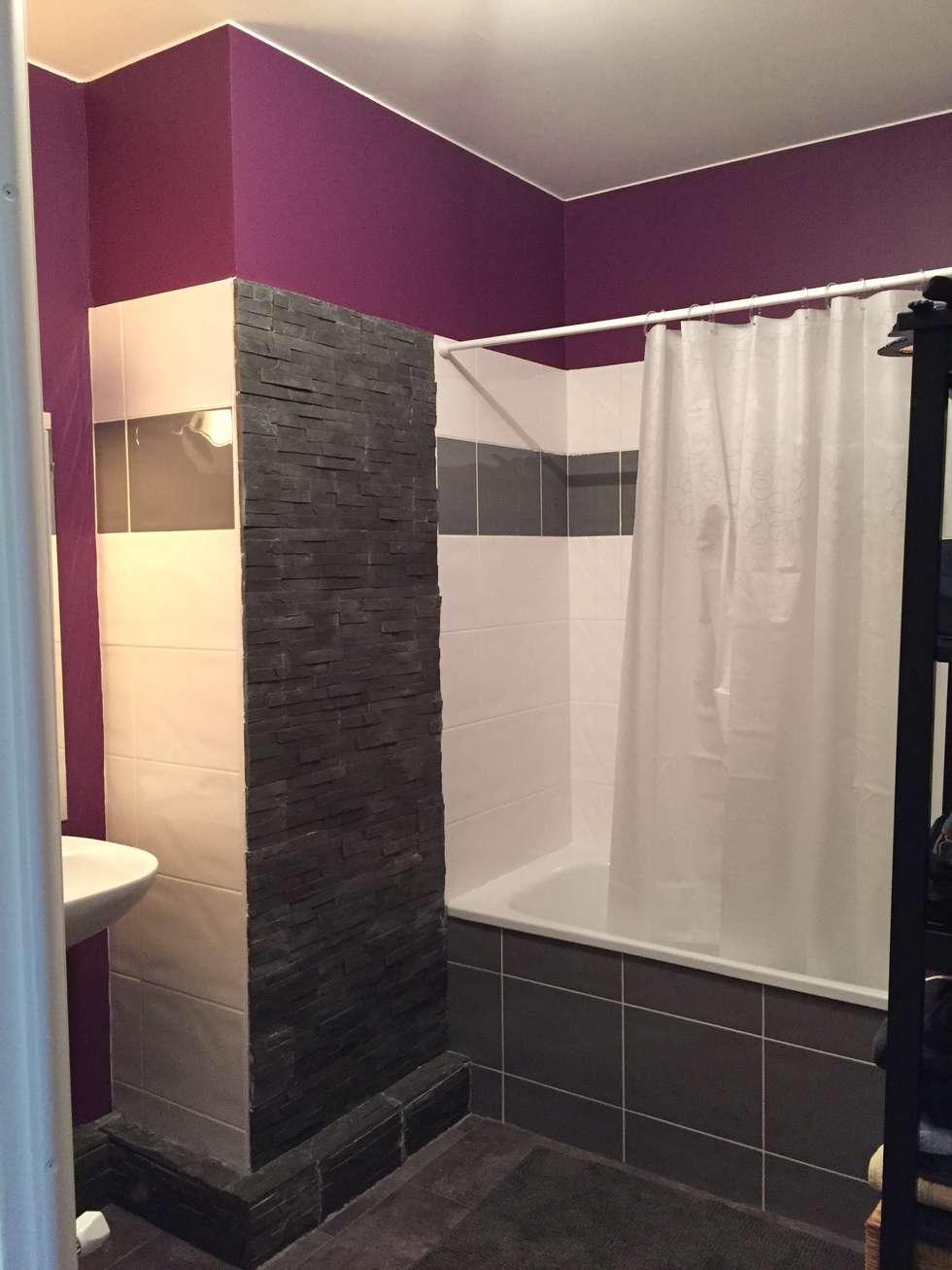 Salle de bain: Salle de bains de style  par Mint Design
