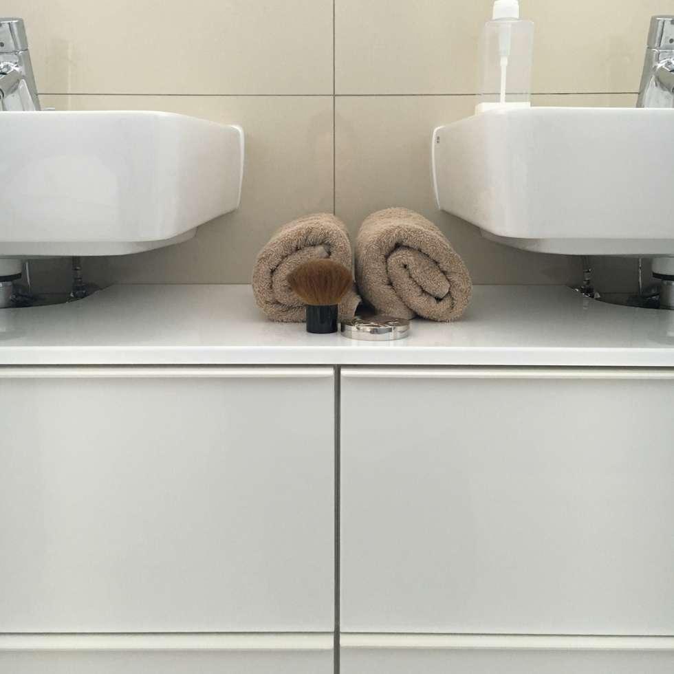Waschbeckenunterschrank Ikea wohnideen interior design einrichtungsideen bilder homify
