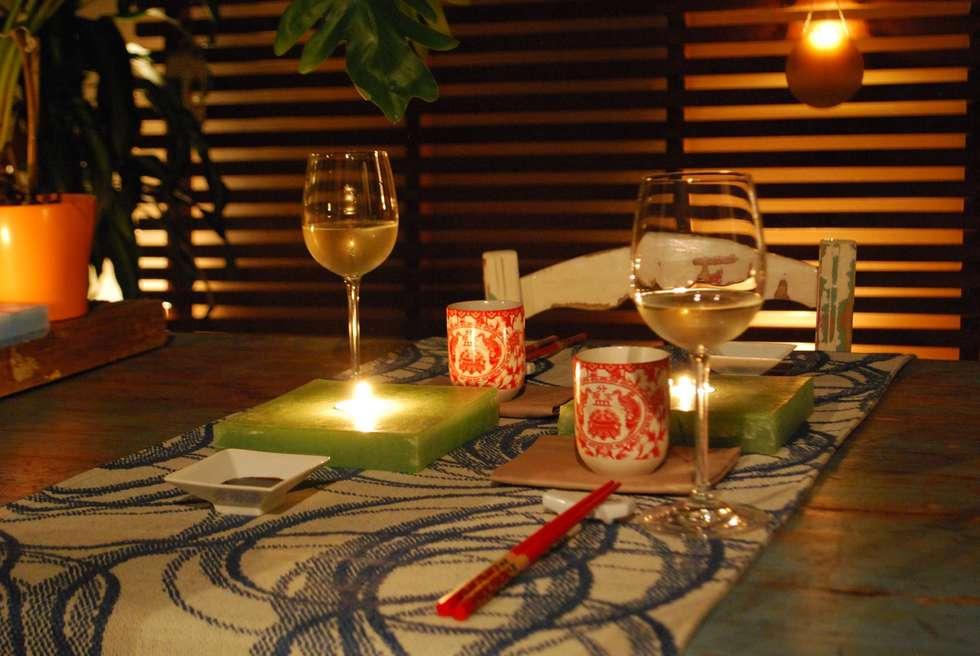 Individuales y Caminos de Mesa.: Comedores de estilo clásico por protocolo criollo®