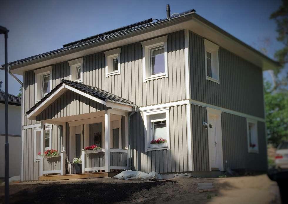 Stadtvilla Landhausstil wohnideen interior design einrichtungsideen bilder homify