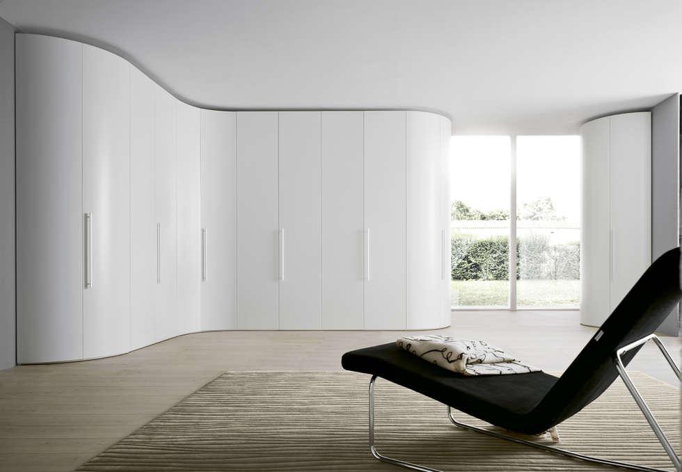 eckschrank schlafzimmer novamobili alfa curco moderne von livarea gebraucht