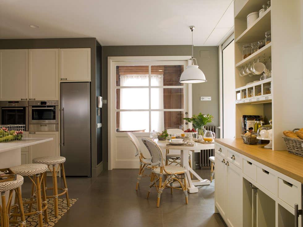 Fotos de decoraci n y dise o de interiores homify for Comedor cocina de diseno