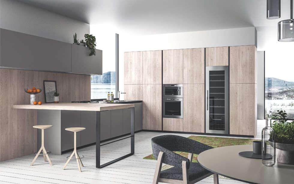 Idee arredamento casa interior design homify - Cucine stile scandinavo ...