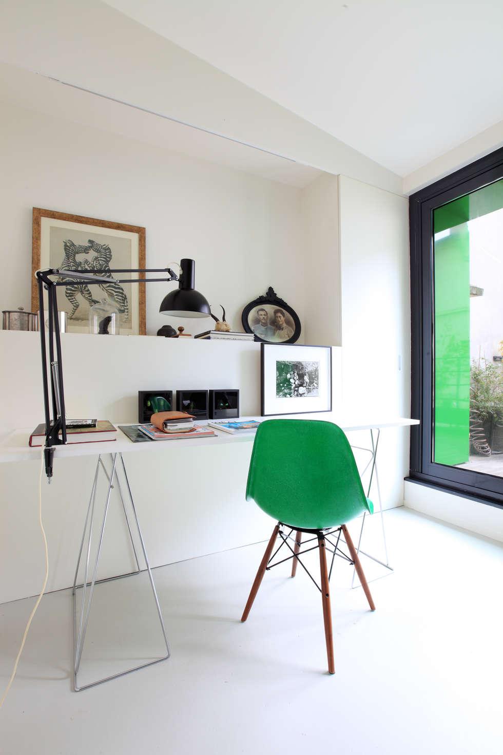 mk97 jt bureau de style de style moderne par metek architecture