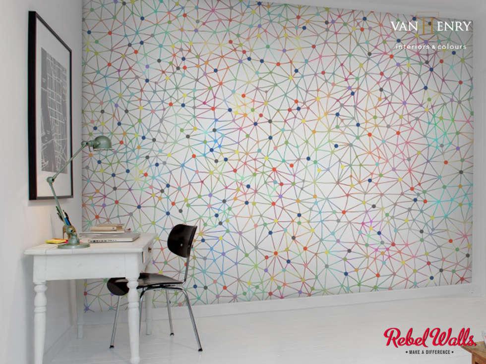Ausgefallene Tapeten wohnideen interior design einrichtungsideen bilder homify