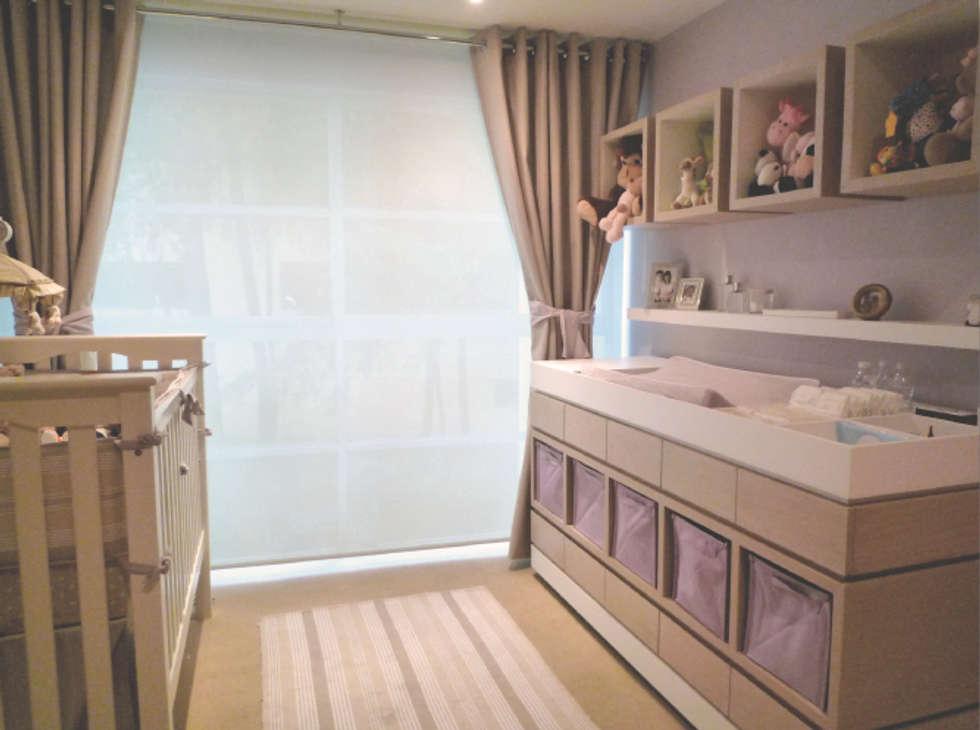 Ideas im genes y decoraci n de hogares homify for Cuartos de nina violeta