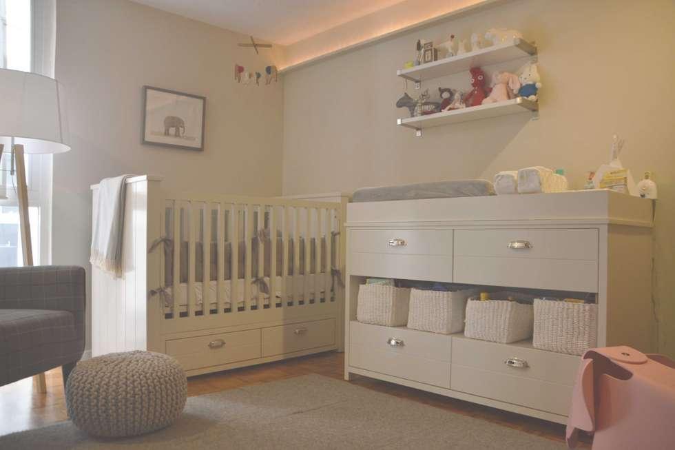 Ideas im genes y decoraci n de hogares homify for Recamaras para bebes
