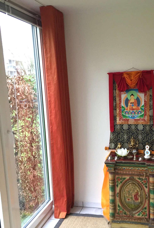 Dramatischer Effekt Mit Splendore II Von Christian Fischbacher: Asiatische  Wohnzimmer Von JUSCZYK Raum+ausstattung