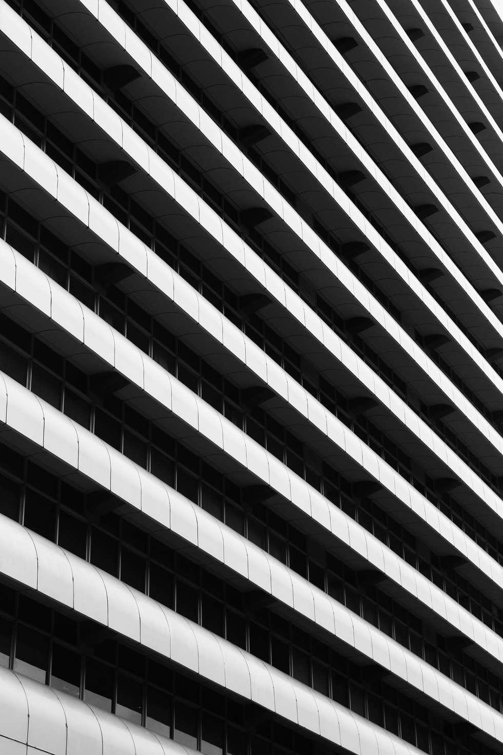 Horizontals: Casas de estilo minimalista por Gabriel Gomez Photography