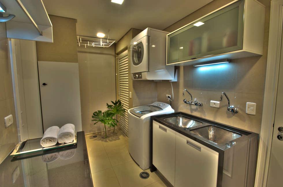 Fotos de decora o design de interiores e reformas homify for Imagenes de lavaderos de ropa