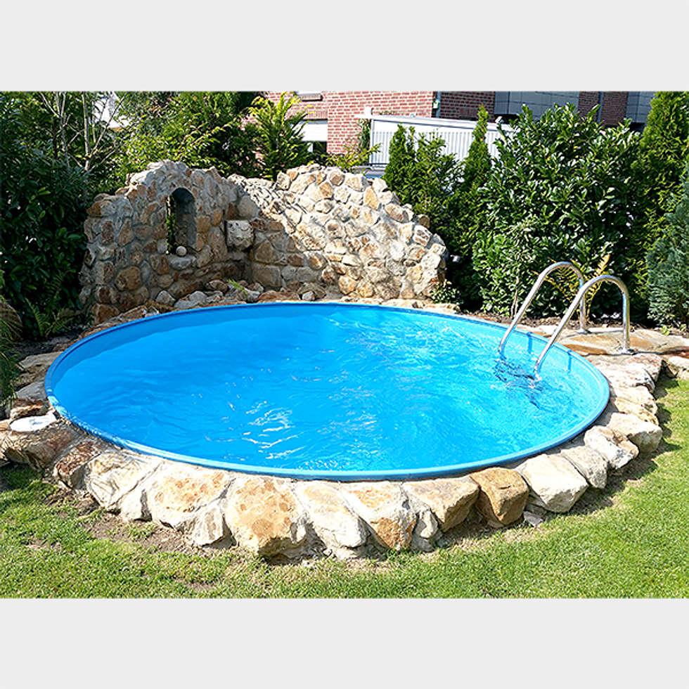Idee arredamento casa interior design homify for Ver modelos de piscinas